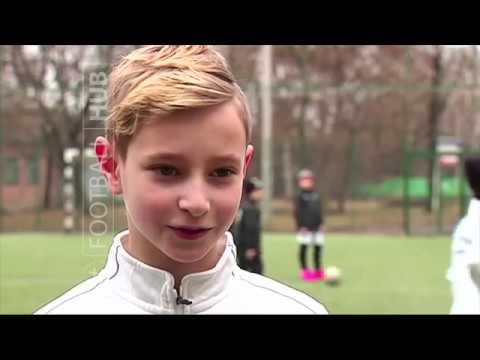 Ukrainian Messi on TV.  Украинский Месси на телеканале 2+2.ПРОФУТБОЛ(FootballHub).