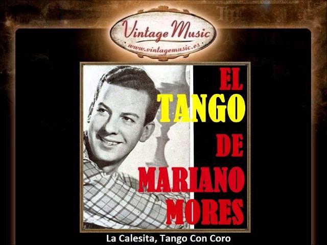 Mariano Mores -- La Calesita, Tango Con Coro (VintageMusic.es)