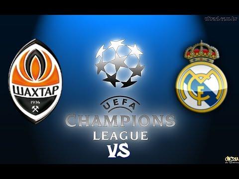 Pronóstico Real Madrid vs Shakhtar Donetsk