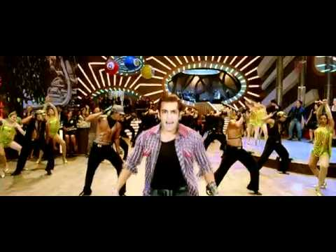 Le Le Maza Le (hd) - .flv From Wanted Salman Khan video