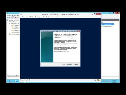 Windows 8 - Unir a grupo de trabajo con Windows Xp