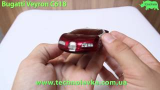 телефон Bugatti Veyron C618