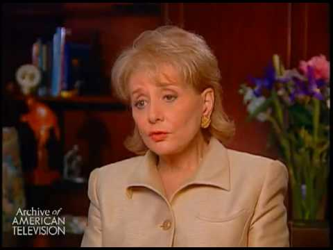 Barbara Walters on interviewing Monica Lewinsky - EMMYTVLEGENDS.ORG
