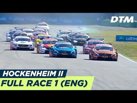 DTM Hockenheim Finale 2018 - Race 1 (Multicam) - RE-LIVE (English)