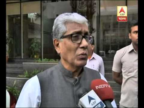 Tripura CM Manik Sarkar on planning commission