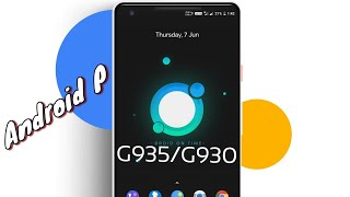 DOT OS 3.0 Android 9 Pie On Samsung Galaxy S7 G935/G930!
