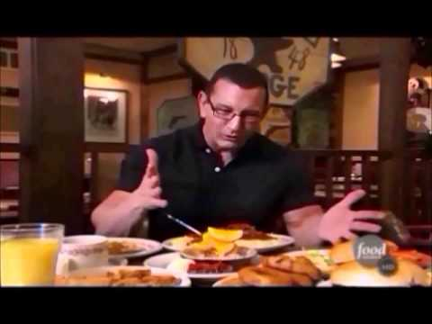 Chef Robert Irvine -- hilarious moments from