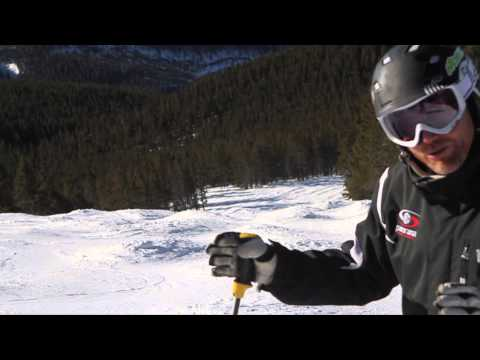 Ski Tips with Panorama's Jason Simpson (moguls)