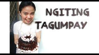 BAKED A BIRTHDAY CAKE!