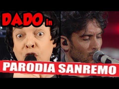"""Ermal Meta e Fabrizio Moro - """"Non mi avete fatto niente"""" (DADO PARODIA)"""