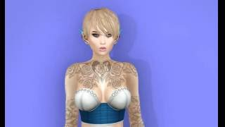 Second  life : Fashion with Liz