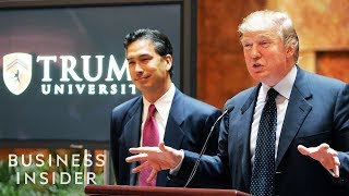 What Trump University Was Really Like, According To A Former Professor