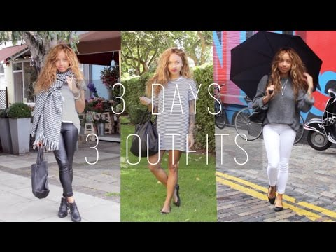 3 Outfits 3 Days