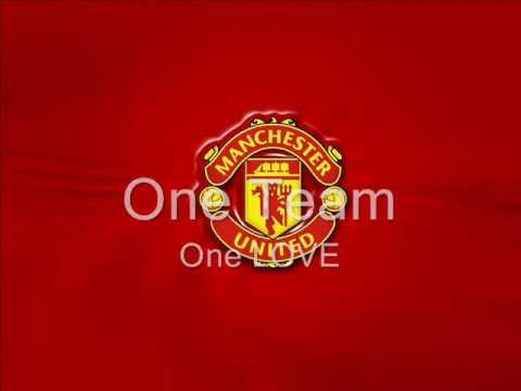 Manchester United - Song for the Champions with Lyrics