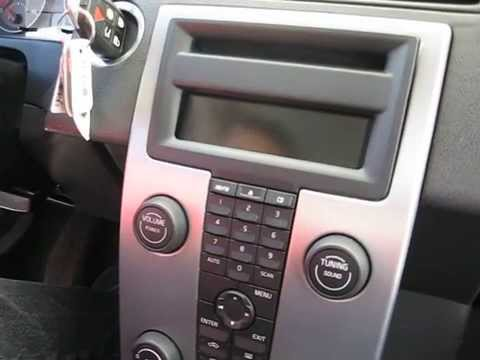 How To Remove Radio Cd Changer From Volvo S40 2006 For