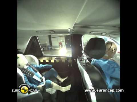 Euro NCAP   Mercedes Benz M-Class   2011   Краш-тест