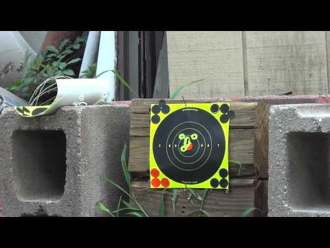 Hatsan BT 65 SB. 25 30 YARD SHOOTING