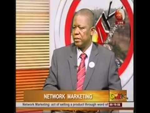 Network Marketing: Pillar Technologies' M.D, Peter Massawa's Interview on KBC
