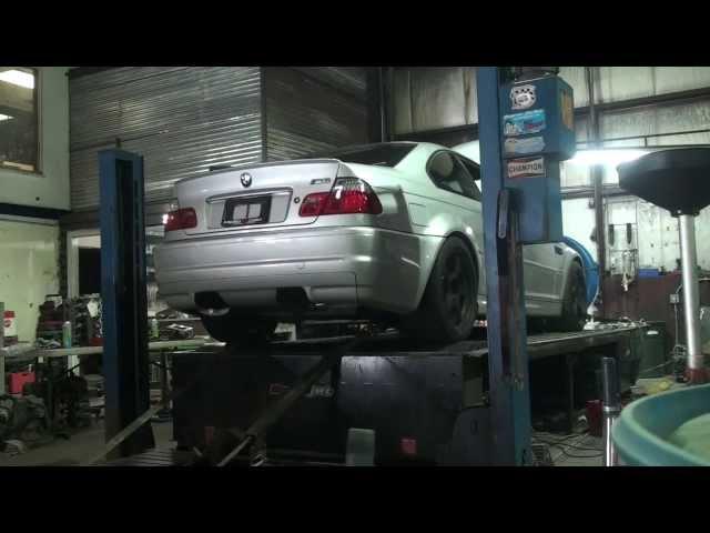 Magnaflow vs. Corsa Cat-back exhaust comparison, E46 BMW M3
