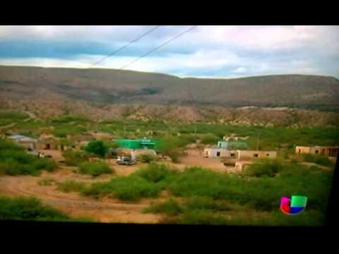 Boquillas del carmen. Coahuila