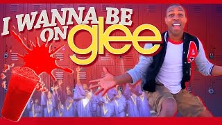 I WANNA BE ON GLEE - Todrick Hall Now Available on iTunes!