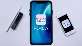 iOS 12.3 Released! Improved Performance!