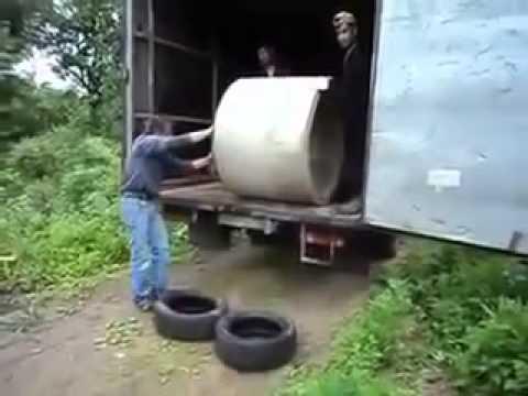 TV jaja - Logistyka w Rosji
