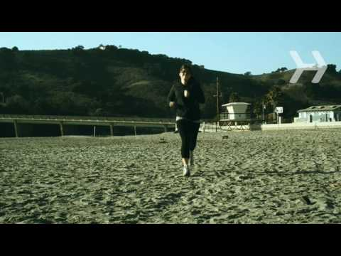 How to Go Running on the Beach