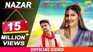 NAZAR Sapna Chaudhary Mehar Risky Sapna Choudhary 2018 Latest Haryanvi Songs Haryanavi 2018