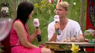 TAI - Interview at Tomorrowland 2012