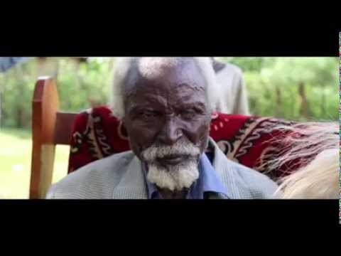 88 Year old Kalenjin singer dances to his songs