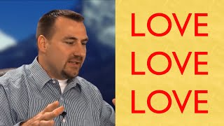 Christianity is more than just preaching love - CHRISTIAN OVERCOMERS