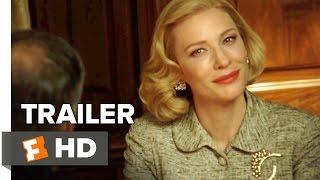 Carol Official Trailer #2 (2015) - Rooney Mara, Cate Blanchett Romance Movie HD - Продолжительность: 91 секунда