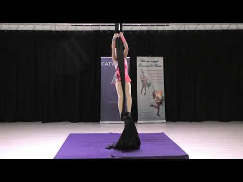 Елизавета Родина - Catwalk Dance Fest [pole dance, aerial]  30.04.18.