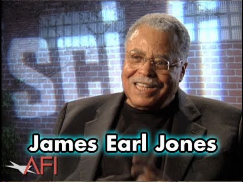 James Earl Jones On Playing Darth Vader