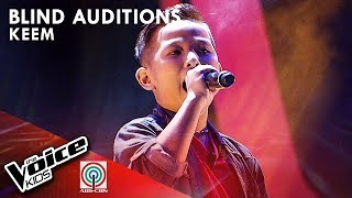 Keem Lao - Banal Na Aso, Santong Kabayo | Blind Auditions | The Voice Kids Philippines Season 4