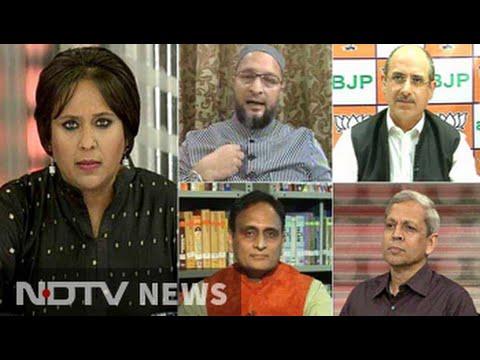 Row over chanting 'Bharat Mata Ki Jai': Patriotism or politics?