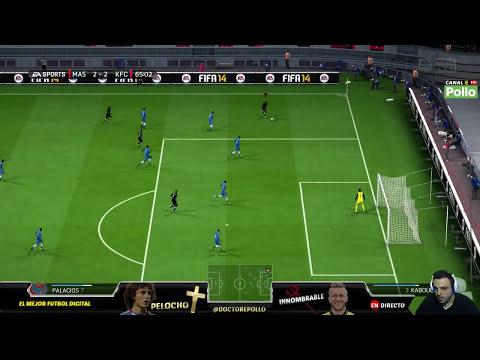 FIFA 14 |De Cachondeo| Minitorneo Grupo E Mundial Brasil