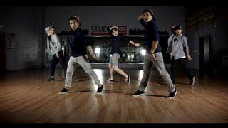 F**KIN PROBLEMS- A_text_AP Choreography by Scott Forsyth #HOODLUMS