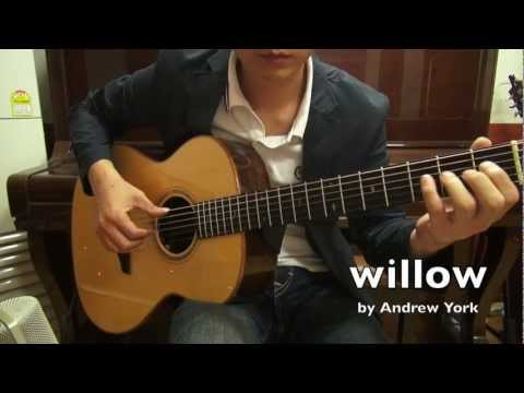 NamGeol Han Plays Willow by Andrew York