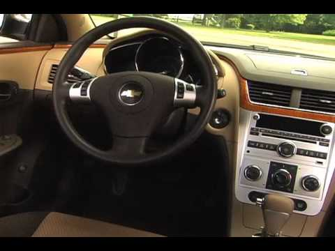 2010 Chevy Malibu Review Youtube