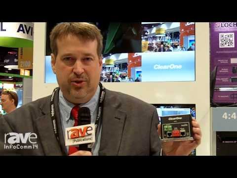 InfoComm 2014: ClearOne Highlights the View SL251 IP Amplifier