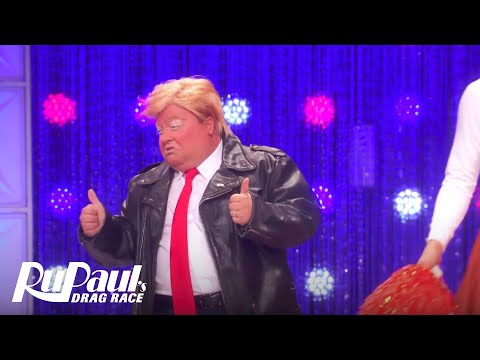 Trump: The Rusical (Full Performance) 🎶 RuPaul Drag's Race Season 11