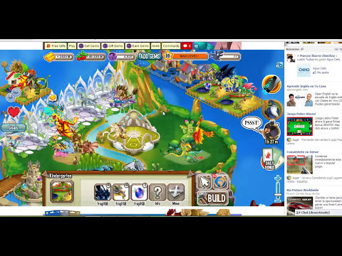HACK DE TENER DRAGONES NIVEL 40 EN LA GUARDERIA-DRAGON CITY