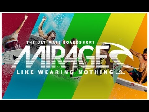 Mirage – The Full Experience, par Rip Curl