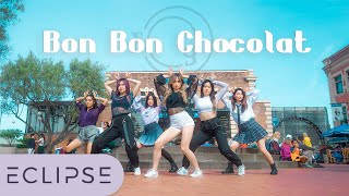 [KPOP IN PUBLIC] EVERGLOW (에버글로우) - Bon Bon Chocolat Full Dance Cover [ECLIPSE]