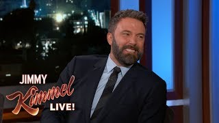 Ben Affleck on Being a Child Actor with Matt Damon