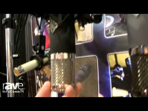 InfoComm 2014: Telefunken Showcases Several of their Tube Condenser Broadcast Microphones