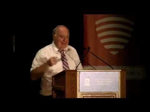 God: Fact or Fiction?  John Lennox explores at UNC