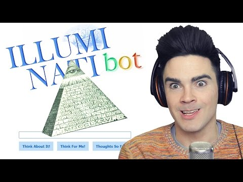 CLEVERBOT TO ILLUMINATI?!